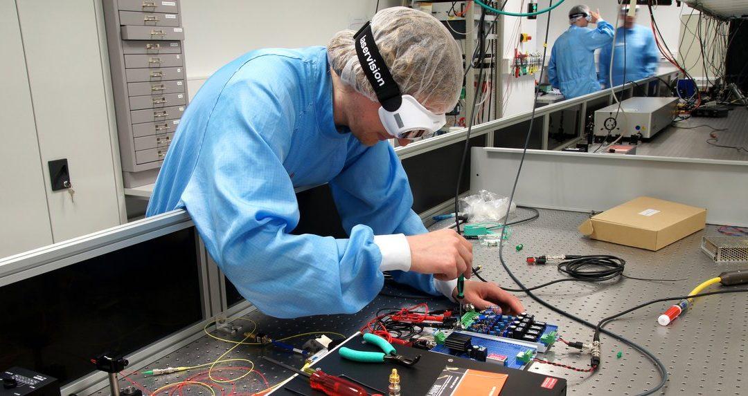 ELI – Osobní asistentka vědecko-technického manažera
