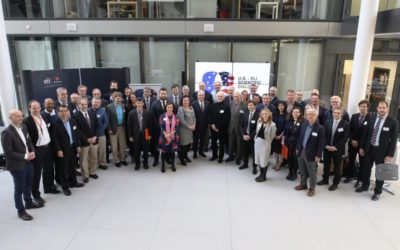 At ELI, Euro-American talks on cooperation in the use of lasers took place