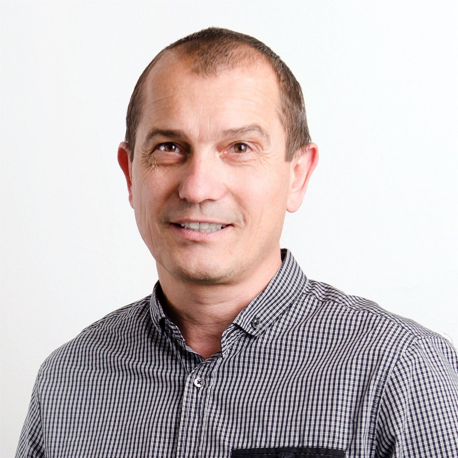 Ing. Věslav Michalik, CSc.