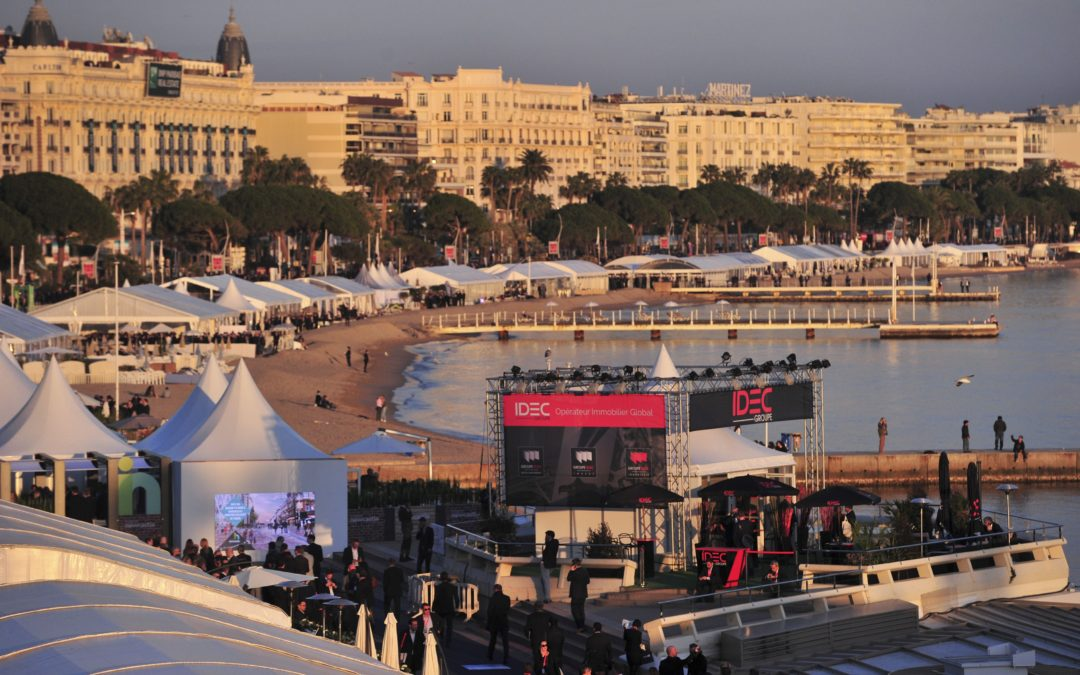 The ELI Beamlines laser center was also presented at the prestigious MIPIM fair