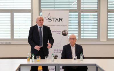 Senátoři ve STAR. Téma: Role vzdělávání v rozvoji regionu