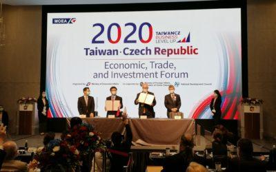 STAR uzavřel memorandum o spolupráci s taiwanskou organizací na podporu inovací a podnikání ASVDA