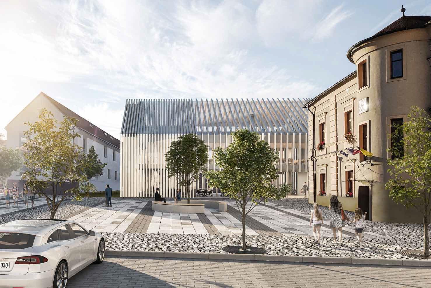 Brain 4 Industry – nové inovační centrum vzniká v Dolních Břežanech