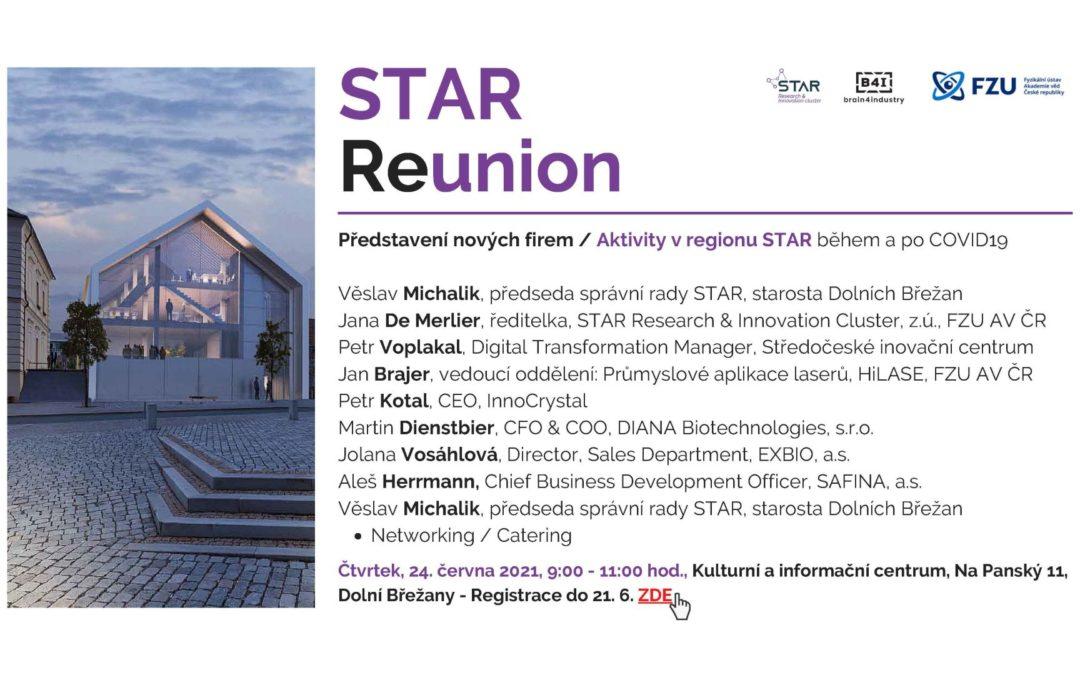 STAR Reunion